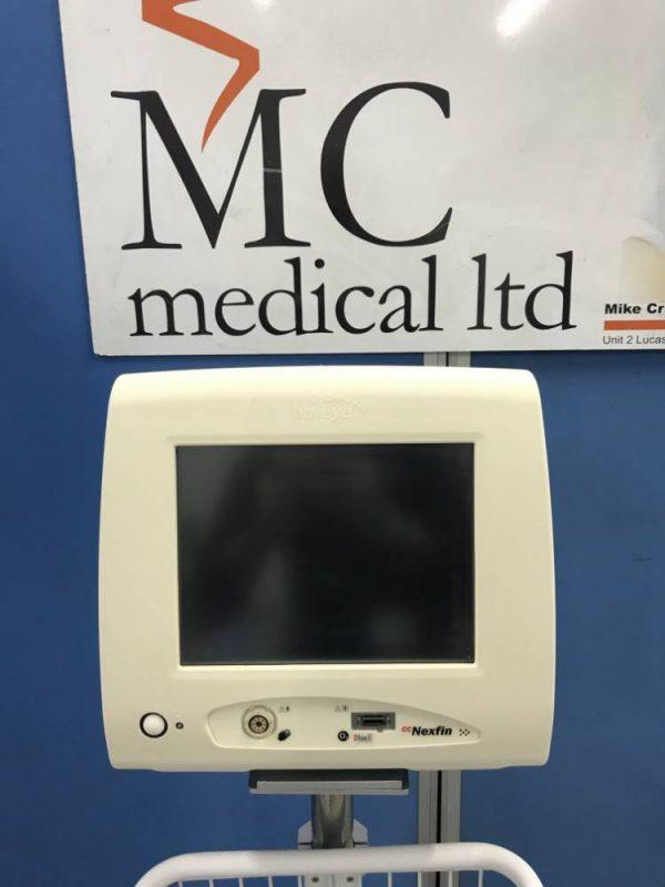 BMEYE Nexfin Blood pressure Monitor mc medical mike craven medical medical devices medical equipment used medical second hand medical medical components medical spares medical parts
