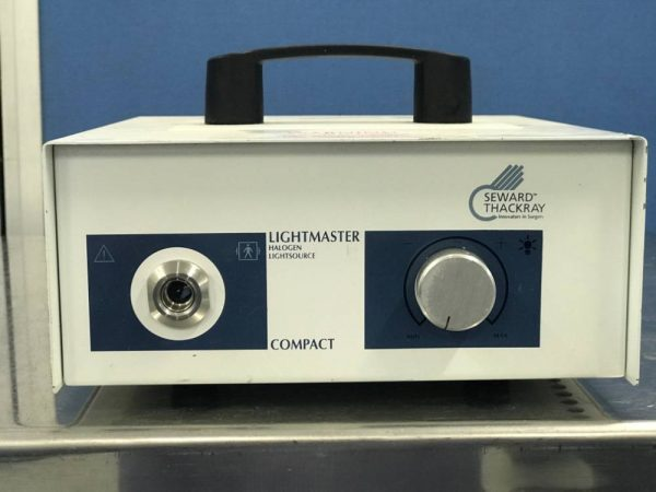 Seward Thackray Lightmaster compact x2Related Single-use Items • Product Code Product Description • 69.1500/25 SIGMASTER SIGMOIDOSCOPE WITH FILTER X 25 • 69.1600/25 SIGMASTER SIGMOIDOSCOPE NO FILTERS X 25 • 69.1610 SIGMASTER LUER LOCK FOR FILTER X 25 • 69.1620 SIGMASTER SIGMOIDOSCOPE FILTER X 25 • 69.1890/25 DISPOSABLE BELLOWS LATEX FREE X 25 • 69.1850/25 DISPOSABLE LIGHTHEAD FOR SIGMOIDOSCOPE X25 • 69.0639 HAEMOBAND HAEMORRHIOD MULTI BAND LIGATOR X 10 Related Reusable items Product Code Product Description • 19.5129 F/L CABLE WITH STORZ B & WOLF ADAPTORS • 195134 FIBRE LIGHT CABLE 2.8M WITHOUT ADAPTORS • 69.1800 SIGMASTER SIGMOIDOSCOPE LIGHT HEAD ASSY • 69.1815 SIGMASTER INFLATION WINDOW PLAIN LENS • 69.1820 SIGM/INFLAT WINDOW MAGNIFY LENS 2.4 DIOP • 69.1825 S/SIGMOID LIGHT HEAD BODY ONLY • B-E001432 HALOGEN LAMP 150W-24V mc medical mike craven medical medical devices medical equipment used medical second hand medical medical components medical spares medical parts