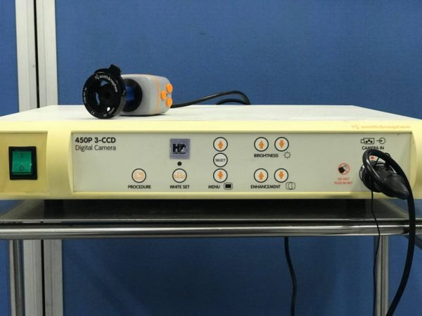 Dyonics 450p 3CCD Camera and smith and nephew camera mc medical mike craven medical medical devices medical equipment used medical second hand medical medical components medical spares medical parts