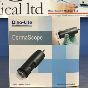 Dino-Lite DermaScope MEDL4DW mc medical mike craven medical medical devices medical equipment used medical second hand medical medical components medical spares medical parts