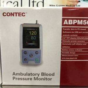 ABPM50 Ambulatory Blood Pressure Monitor mc medical mike craven medical medical devices medical equipment used medical second hand medical medical components medical spares medical parts