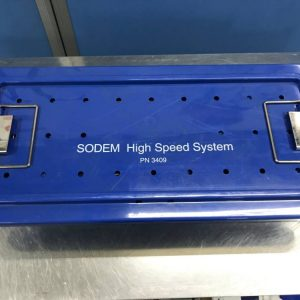 Sodem High speed System PN3409 mc medical mike craven medical medical devices medical equipment used medical second hand medical medical components medical spares medical parts