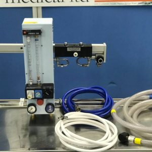 Penlon Prima 100 Wall mounted - mike craven medical - medical device - Anaesthetic machine
