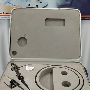 OLYMPUS CYF-3 FIBER CYSTOSCOPE mcmedical mike craven new used medical equipment parts spares