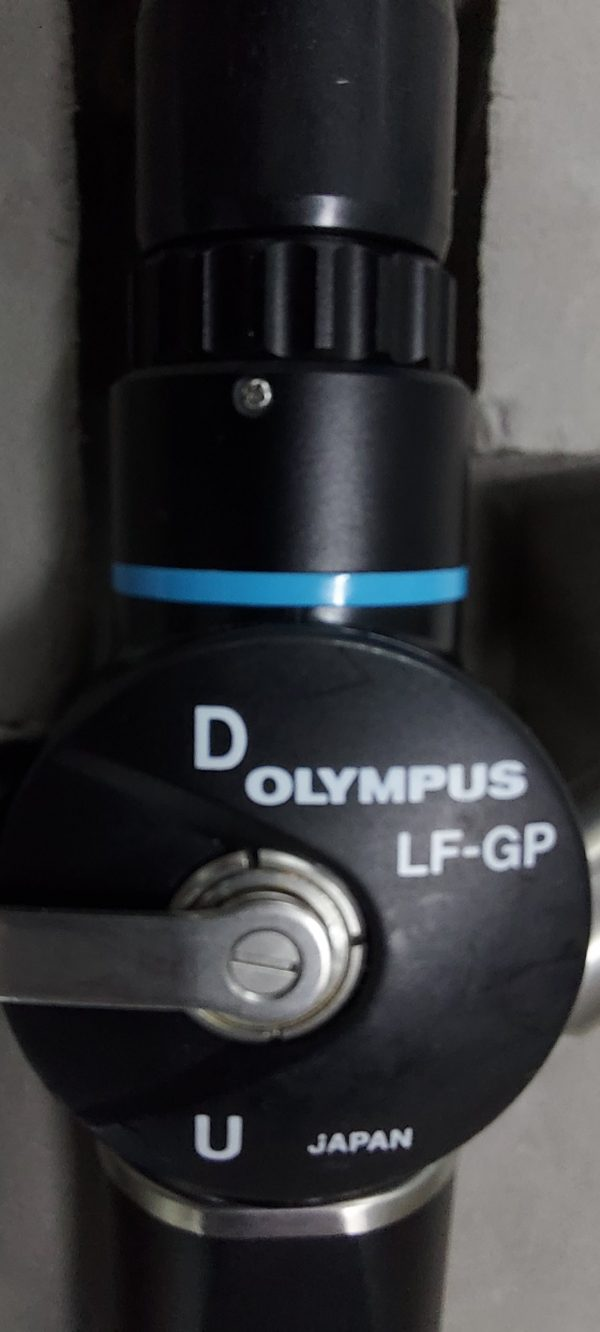 olympus lf-gp flexible video endoscope mcmedical mike craven new used medical equipment parts spares