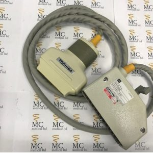 Toshiba PLF-705S 7.5MHz Linear Ultrasound Transducer Probe mcmedical mike craven new used medical equipment parts spares