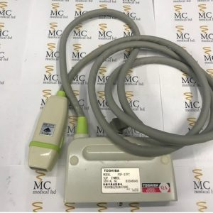 Toshiba PSF-37FT 3.75 MHz Phased Array Sector Probe for SSA-160A, SSH-270A mcmedical mike craven new used medical equipment parts spares