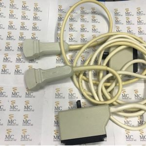 Toshiba PLF-805ST linear array ultrasound transducer probe mcmedical mike craven new used medical equipment parts spares