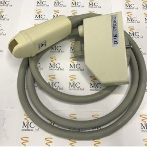 Toshiba PVE382M 3.75mhz Ultrasound transducer mcmedical mike craven new used medical equipment parts spares