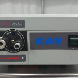 Kay Xenon 7150 Light source mcmedical mike craven new used medical equipment parts spares