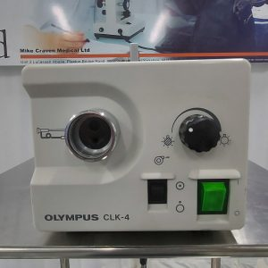 Olympus CLK-4cv mcmedical mike craven new used medical equipment parts spares